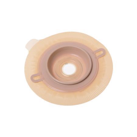 Coloplast Alterna Barrera De Ostomía Convexa Profunda Con Adhesivo Wear Life Recortable De 15 A 43 MM Con Aro De 60 MM