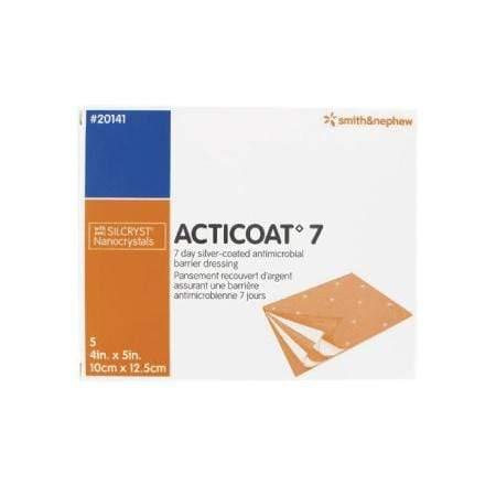 Smith & Nephew Acticoat 7 Apósito Antimicrobiano Con Plata De 10 X 12.5 CM