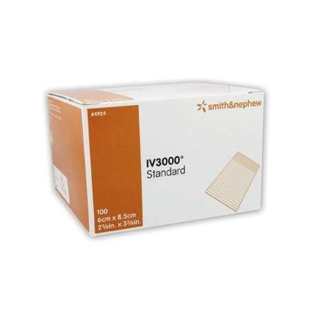 Smith & Nephew Opsite IV 3000 Apósito Transparente De Catéter Estéril De 6 X 8.5 CM – 2