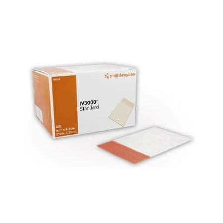 Smith & Nephew Opsite IV 3000 Apósito Transparente De Catéter Estéril De 6 X 8.5 CM – 3