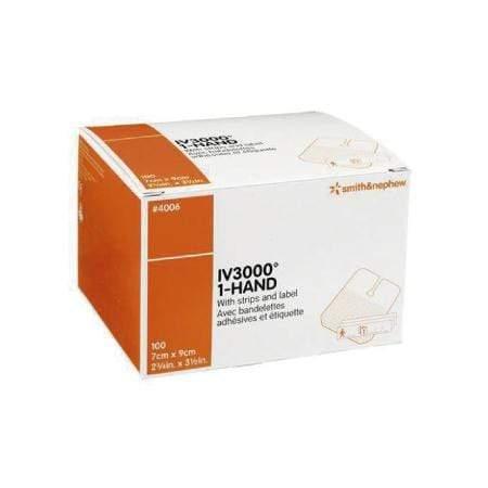 Smith & Nephew Opsite IV 3000 Apósito Transparente De Catéter Estéril De 7 X 9 CM – 2